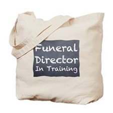 Unique Embalmer Tote Bag