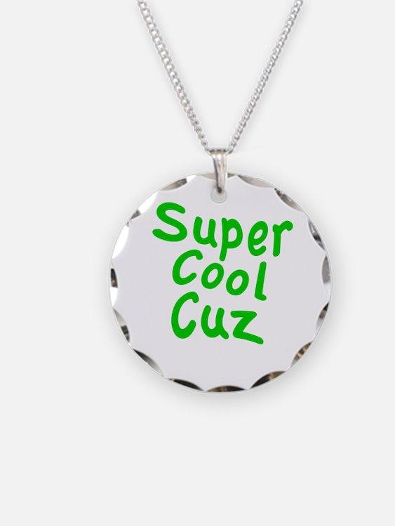 Super Cool Cuz Necklace