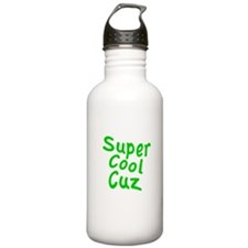 Super Cool Cuz Water Bottle