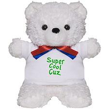 Super Cool Cuz Teddy Bear