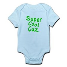 Super Cool Cuz Infant Bodysuit
