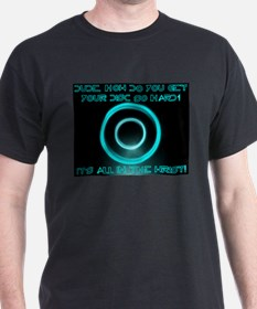 TRON - It's All In The Wrist T-Shirt