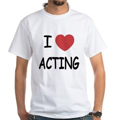I heart acting Shirt
