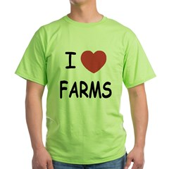 I heart farms T-Shirt