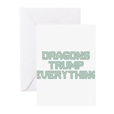 Dragons Trump Everything Greeting Cards (Pk of 20)