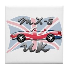 MX-5 UK MK II Tile Coaster