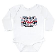 MX-5 UK MK II Long Sleeve Infant Bodysuit