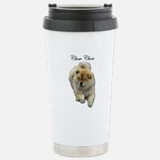 Chow Chow Dog Travel Mug