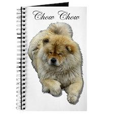 Chow Chow Dog Journal