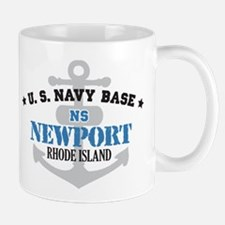 US Navy Newport Base Mug