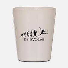 Re-Evolve Shot Glass