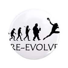"""Re-Evolve 3.5"""" Button (100 pack)"""