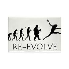 Re-Evolve Rectangle Magnet (100 pack)