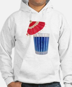 Red, White and Blue Drink Hoodie