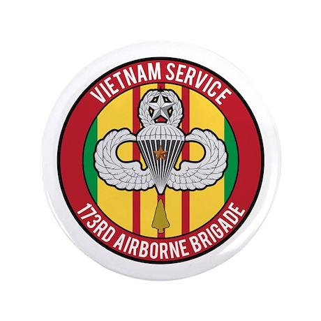 """Vietnam 173rd Airborne Master 3.5"""" Button"""