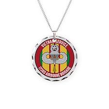 Vietnam 173rd Airborne Master Necklace