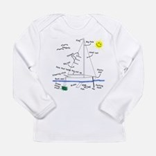 The Well Rigged Long Sleeve Infant T-Shirt