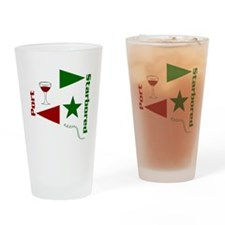 Pass the Port with this Pint Glass
