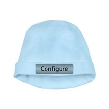 Go configure ! with this baby hat