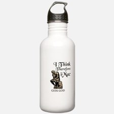 The Geek God's Water Bottle