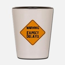 Ease Up! with this Shot Glass