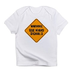 Sign Up to This Infant T-Shirt