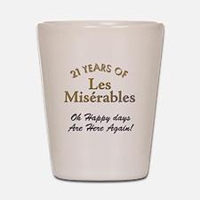 The Miserable Shot Glass