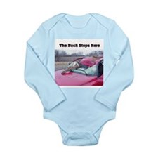 Hunter Gatherer Long Sleeve Infant Bodysuit
