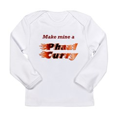 Order with this Long Sleeve Infant T-Shirt