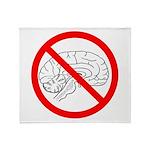 The No Brain Throw Blanket