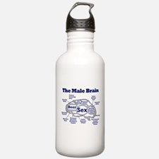 The Thinking Man's Water Bottle