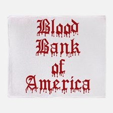 Accept Donations with this Throw Blanket