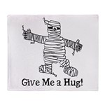 Get a Halloween Hug with this Throw Blanket