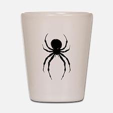 The Spider Shot Glass