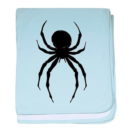The Spider baby blanket