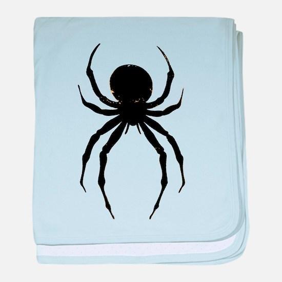 The Spider baby blanket
