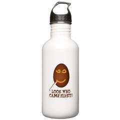 Come First with this Water Bottle