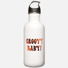 The Groovy Baby Water Bottle