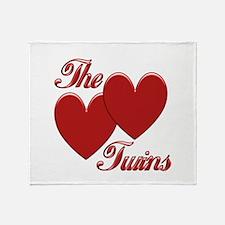 Got Twins! Throw Blanket