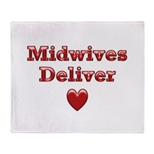 Delivering Love With This Throw Blanket