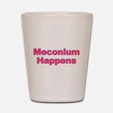 The Meconium Shot Glass