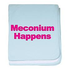 The Meconium baby blanket