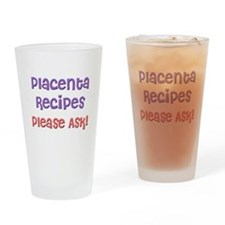 The Placenta Goulash Pint Glass
