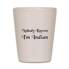 The Indian Shot Glass