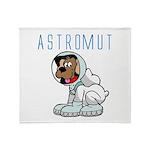 Astromut Sr.'s Throw Blanket