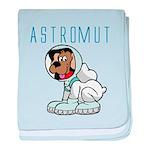 Astromut Sr.'s baby blanket