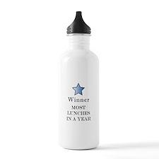 Thee Free Lunch Award - Water Bottle