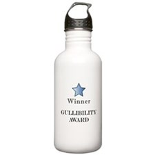 The GullibIlity Award - Water Bottle