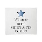 The Snappy Dresser Award - Throw Blanket