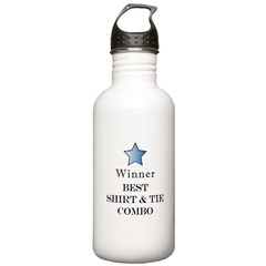 The Snappy Dresser Award - Water Bottle